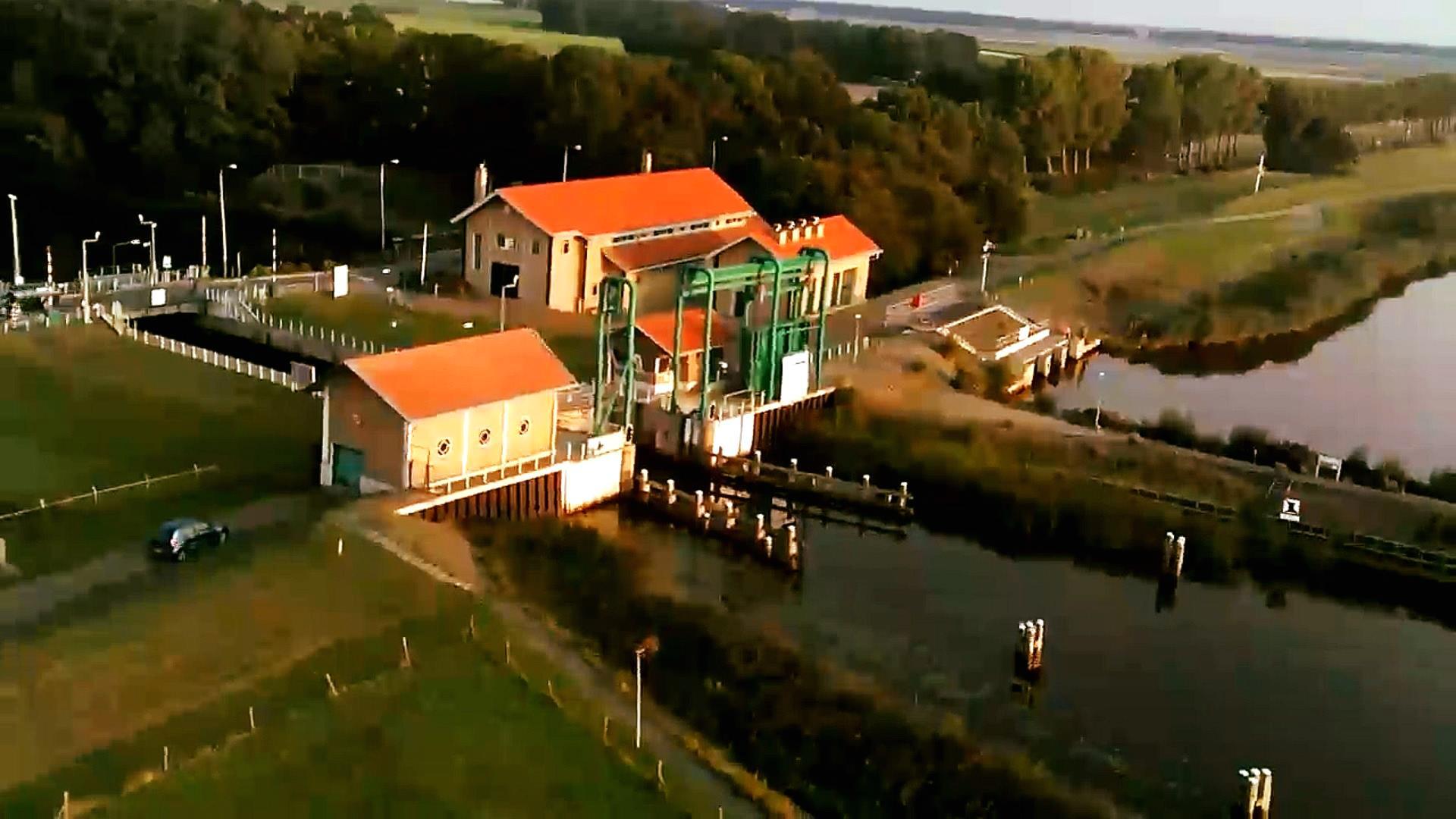 Friesesluis & Bumagemaal