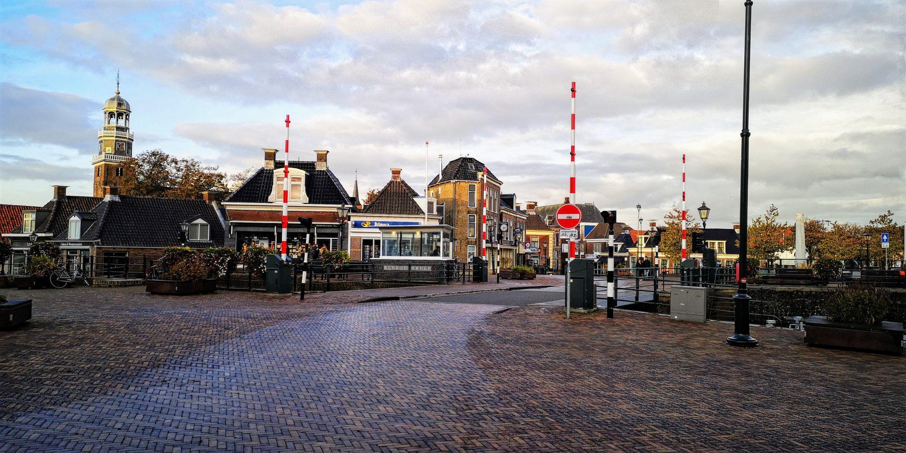 Blokkjesbrug Lemmer centrum